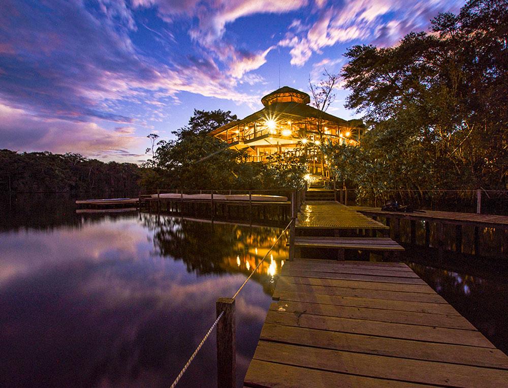 Sunset Cruise on the Lagoon